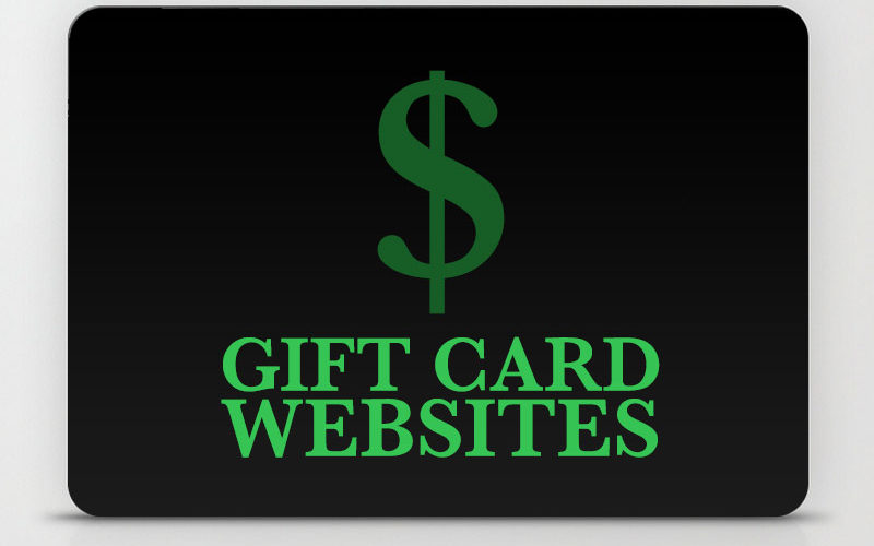 gift card exchange website list